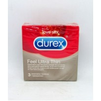 ПРЕЗ.DUREX FEEL ULTRA THIN  X 3